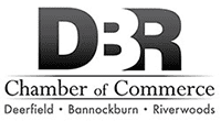 DEERFIELD, BANNOCKBURN, RIVERWOODS (DBR) CHAMBER OF COMMERCE